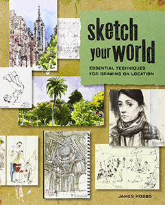 sketch your world book